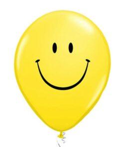 Baloane inscriptionate Smiley